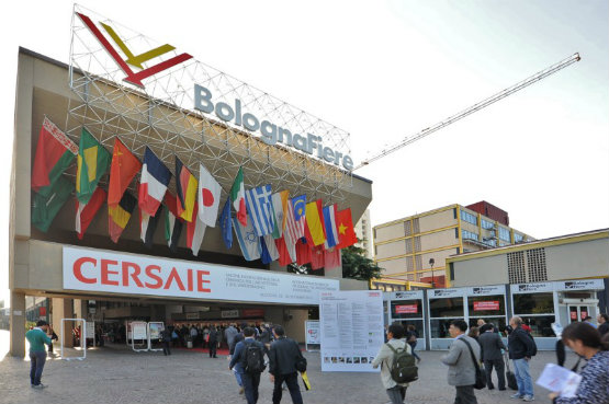 Cersaie a bologna fino al 2020 servizi angaisa s r l for Cersaie bologna 2016
