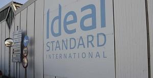 Ideal Standard Roccasecca.Ideal Standard Rilevato Da Saxa Gres Stone Lo Stabilimento